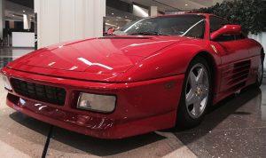 348 Front Ferrari Club Las Vegas