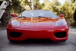 360 Modena Front Ferrari Club Las Vegas