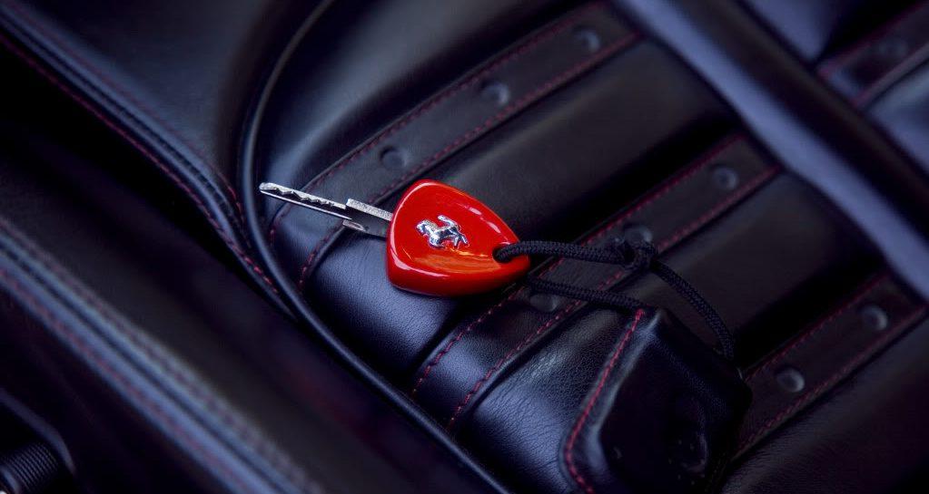 Ferrari Club Las Vegas Chapter Keys